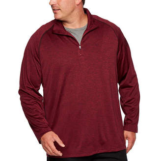 Co THE FOUNDRY SUPPLY The Foundry Big & Tall Supply Quarter-Zip Pullover
