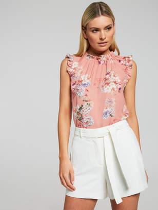 Portmans Australia Sarah Multi Stitch Belt Short