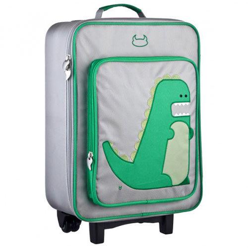 Percival the Dino Wheelie Bag