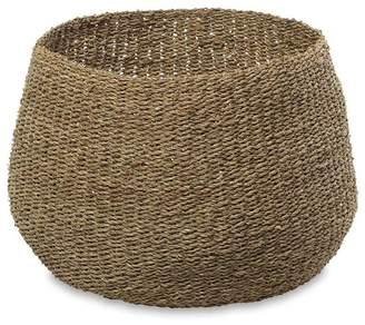 Nkuku Noko Seagrass Round Basket