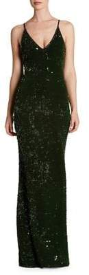 Dress the Population Vanessa Sequined Mermaid Gown
