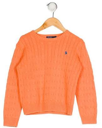 Polo Ralph Lauren Boys' Cable Knit Sweater