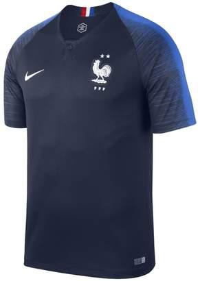 2018 FFF Stadium Home Men's Football Shirt