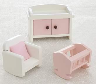 Pottery Barn Kids Dollhouse Nursery Accessory Set