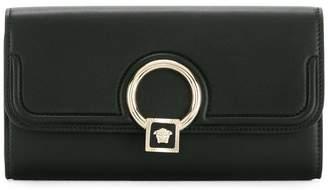 Versace Medusa lock wallet
