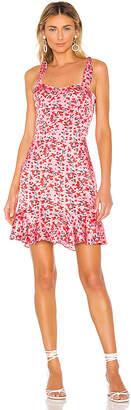 Karina Grimaldi Angelica Mini Dress