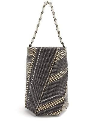 Proenza Schouler Hex medium raffia bucket bag