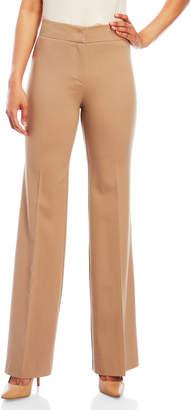 Derek Lam Camel Georgia High-Waisted Pants