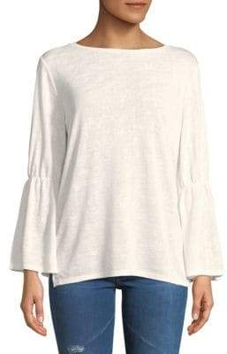 Sanctuary Bell Sleeve Top