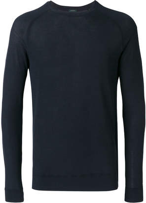 Zanone lightweight sweatshirt