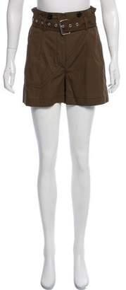 3.1 Phillip Lim High-Rise Short Shorts w/ Tags