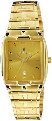Titan Karishma Analog Dial Men's Watch - NE9153YM03A