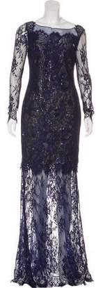 Marchesa Lace Evening Dress w/ Tags