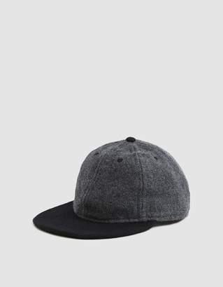 Paa Floppy Twill Ball Cap in Grey