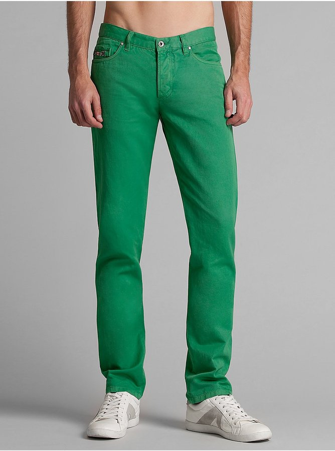GUESS by Marciano 5 Pocket Linen Pant