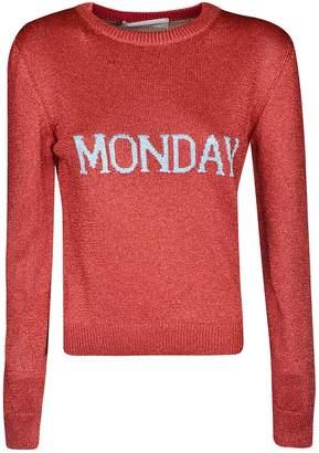 Alberta Ferretti Monday Knit Short Jumper
