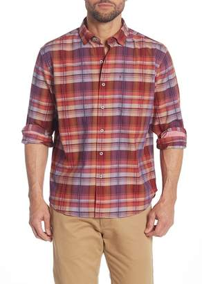 Tommy Bahama Peurto Prism Plaid Long Sleeve Shirt