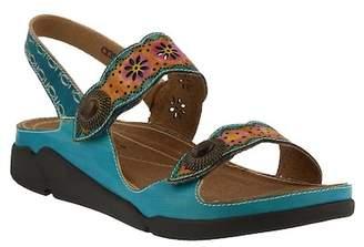 L'ARTISTE Louann Embellished Sandal