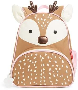 Skip Hop Deer Winter Edition Zoo Pack Backpack