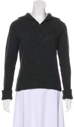 Vince Cashmere Half-Zip Sweater