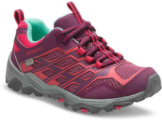 Merrell Moab FST Low Toddler & Youth Hiking Shoe - Girl's