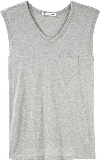 T by Alexander Wang Muscle T with Mini Pocket