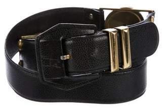 Gianni Versace Vintage Medusa Belt