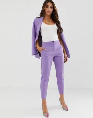 Asos Design DESIGN pop slim suit pants