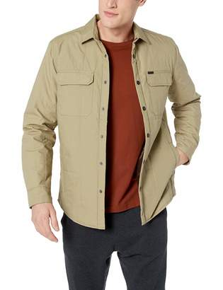 Volcom Men's Larkin Quilted Classic Fit Jacket