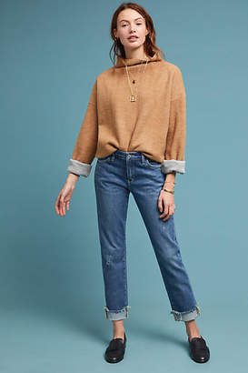 Pilcro and the Letterpress Pilcro High-Rise Slim Boyfriend Jeans