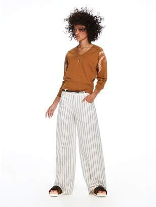 Scotch & Soda Wide Tailored Pants
