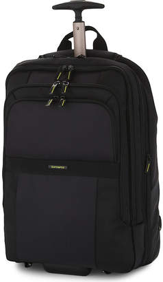 Samsonite Infinipak two-wheel expandable backpack 51cm $126 thestylecure.com