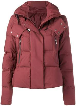 Peuterey hooded down jacket