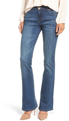 Women's Kut From The Kloth Natalie Bootcut Jeans $89 thestylecure.com