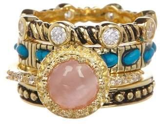 Antigua Sapanyu Stack Ring Set