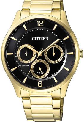 Citizen AG8353-81E Gold Watch