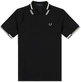 Fred Perry Split Collar Pique Polo