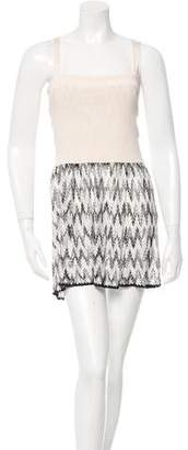 Missoni Patterned Sleeveless Dress