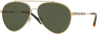 Burberry Sunglasses, BE3092QF