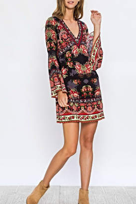 Jealous Tomato Romantic Bohemian Dress