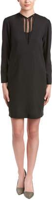 Tocca Wool-Blend Shift Dress
