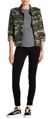 Tractr Skinny Pull-On Ponte Pants