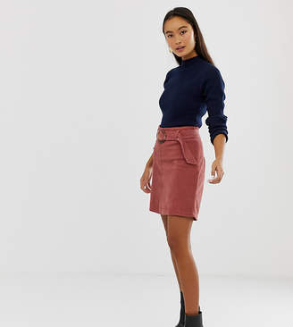 4288023e5 New Look skirt with buckles in cord