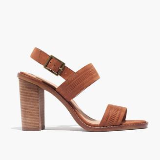 The Mayla Sandal $158 thestylecure.com