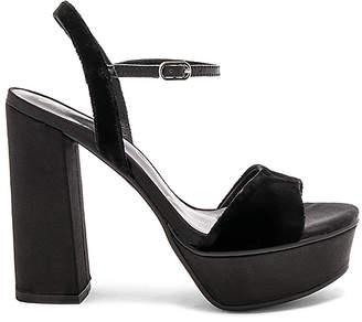 Lola Cruz Platform Heel