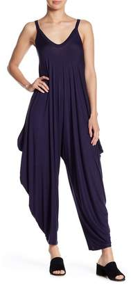 OOBERSWANK Sleeveless Drop Jumpsuit