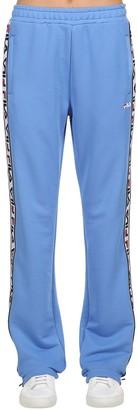Thora Track Pants W/ Logo Side Bands