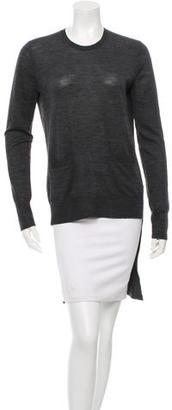 Vera Wang Lightweight High-Low Sweater $75 thestylecure.com