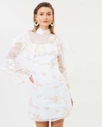Elliatt Composition Dress