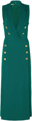 Elie Saab Dress With Buttons